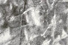 Linien   Palimpsest, 48x64cm 2002/1984